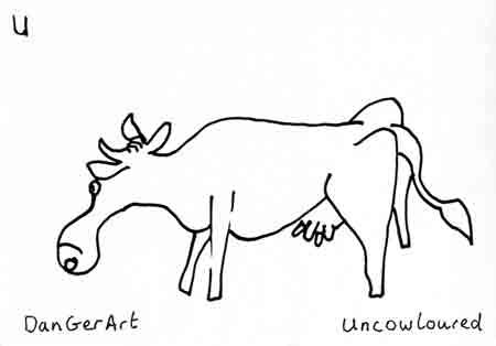 Uncowloured